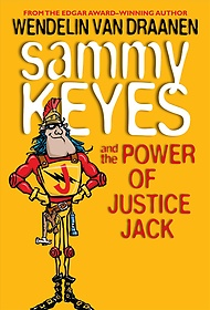 """<font title=""""Sammy Keyes and the Power of Justice Jack (Paperback)"""">Sammy Keyes and the Power of Justice Jac...</font>"""