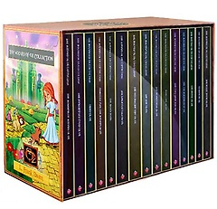 "<font title=""Wizard Of Oz Collection 15 Book Box (Paperback)"">Wizard Of Oz Collection 15 Book Box (Pap...</font>"