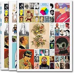 100 Illustrators (Hardcover)