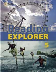 """<font title=""""Reading Explorer 5 : Explore Your World (Paperback+CD:1)"""">Reading Explorer 5 : Explore Your World ...</font>"""