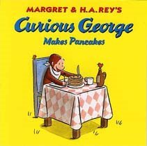 "<font title=""Curious George Makes Pancakes (Paperback)"">Curious George Makes Pancakes (Paperback...</font>"
