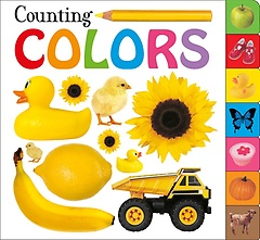 Counting Colors (Hardcover / Board Book)