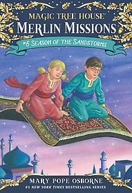 "<font title=""Merlin Mission #6 : Season of the Sandstor (Paperback)"">Merlin Mission #6 : Season of the Sandst...</font>"