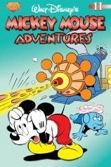Mickey Mouse Adventures #11 (Paperback)