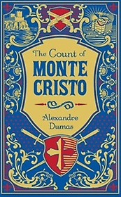 """<font title=""""The Count of Monte Cristo (Leather Bound)"""">The Count of Monte Cristo (Leather Bound...</font>"""