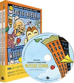 "<font title=""Sideways Stories from Wayside School 웨이사이드 스쿨 시리즈 1"">Sideways Stories from Wayside School 웨...</font>"