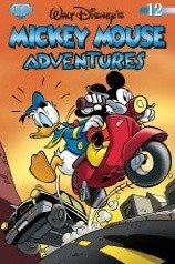 Mickey Mouse Adventures #12 (Paperback)