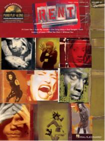 Rent (Paperback+CD)