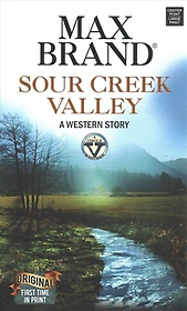 Sour Creek Valley (Library Binding)