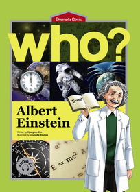 Who? Albert Einstein (Book+Audio CD)