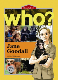 Who? Jane Goodal (Book+Audio CD)