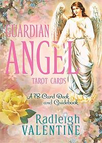 """<font title=""""Guardian Angel Tarot Cards: A 78-Card Deck and Guidebook (Other)"""">Guardian Angel Tarot Cards: A 78-Card De...</font>"""