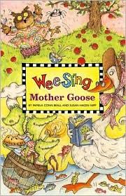 Wee Sing Mother Goose (Paperback+CD)