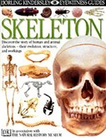 Skeleton - DK Eyewitness Guides (Hardcover)
