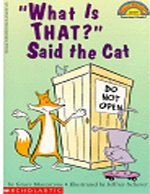 What is that Said the Cat - Scholastic Hello Reader CD Set 1-15 (Paperback+Audio CD)