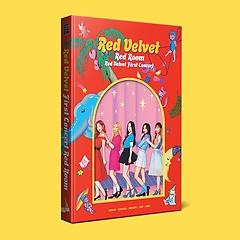 레드벨벳(Red Velvet) - Red Velvet First Concert Red Room [공연 화보집]
