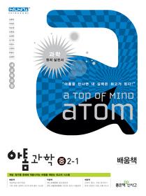 아톰 과학 중 2-1 (2013년)