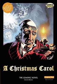 "<font title=""A Christmas Carol: The Graphic Novel: Original Text (Paperback) "">A Christmas Carol: The Graphic Novel: Or...</font>"