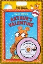 Arthur's Valentine (Book + CD)