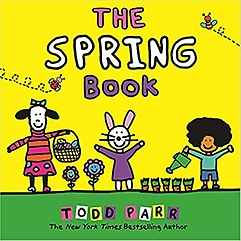 The Spring Book (Hardcover)