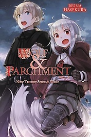 Wolf & Parchment (Paperback)