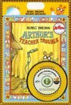 Arthur's Teacher Trouble (Book + CD)