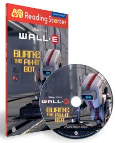 월이 WALL·E - BURN·E THE FIX-IT BOT
