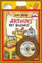 Arthur's Pet Business (Book + CD)