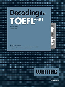 "<font title=""Decoding the TOEFL iBT WRITING Intermediate"">Decoding the TOEFL iBT WRITING Intermedi...</font>"