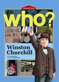 Who? Winston Churchill (Book+Audio CD)