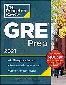 "<font title=""Princeton Review GRE Prep 2021 (Paperback)"">Princeton Review GRE Prep 2021 (Paperbac...</font>"