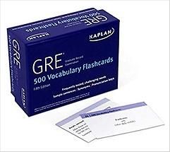 GRE Vocabulary Flashcards (Cards)