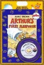 Arthur's First Sleepover (Book + CD)