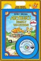Arthur's Family Vacation (Book + CD)