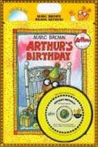 Arthur's Birthday (Book + CD)