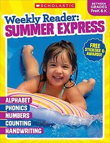 """<font title=""""Weekly Reader Summer Express Between Grades PreK & K (Paperback)"""">Weekly Reader Summer Express Between Gra...</font>"""