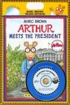 Arthur Meets the President (Book + CD)