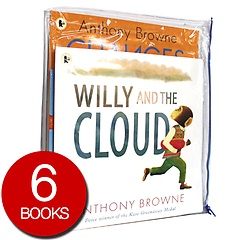 "<font title=""The Wonderful World of Anthony Browne 6종 Set (Paperback: 6)"">The Wonderful World of Anthony Browne 6...</font>"