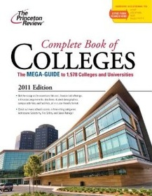"""<font title=""""Complete Book of Colleges 2011 (Paperback)"""">Complete Book of Colleges 2011 (Paperbac...</font>"""