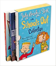 """<font title=""""Judy Moody and Stink in the School"""