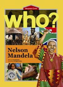 Who? Nelson Mandela (Book+Audio CD)