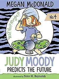 """<font title=""""Judy Moody Predicts the Future (Paperback / Reprint Edition)"""">Judy Moody Predicts the Future (Paperbac...</font>"""