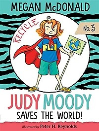 """<font title=""""Judy Moody Saves the World! (Paperback / Reprint Edition)"""">Judy Moody Saves the World! (Paperback /...</font>"""