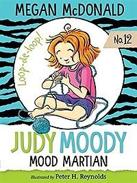 "<font title=""Judy Moody, Mood Martian (Paperback / Reprint Edition)"">Judy Moody, Mood Martian (Paperback / Re...</font>"