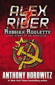 """<font title=""""Alex Rider: Russian Roulette (Paperback/ Reprint Edition)"""">Alex Rider: Russian Roulette (Paperback/...</font>"""