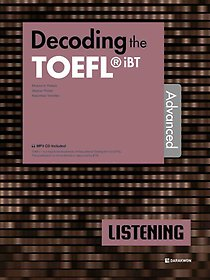 "<font title=""Decoding the TOEFL iBT LISTENING Advanced"">Decoding the TOEFL iBT LISTENING Advan...</font>"