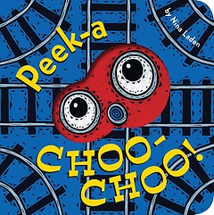 Peek-a Choo-choo! (Board Book)