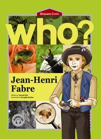 Who? JeanHenri Fabre (Book+Audio CD)