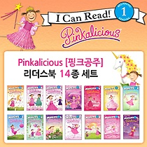 I Can Read Book Level 1 : Pinkalicious �������� 17�� ��Ʈ (Paperback)