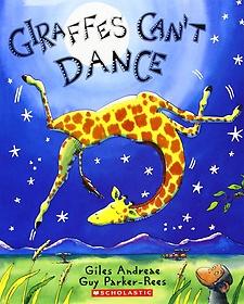 Giraffes Can't Dance (Paperback+Audio CD)